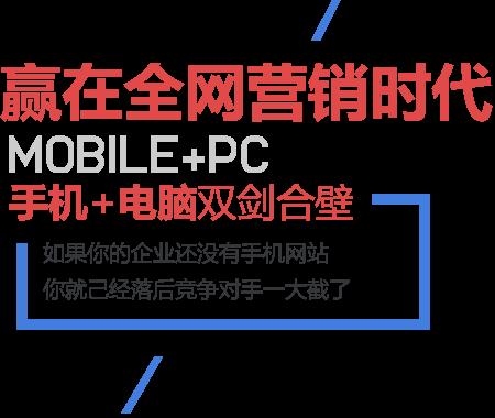 广州手机网站建设